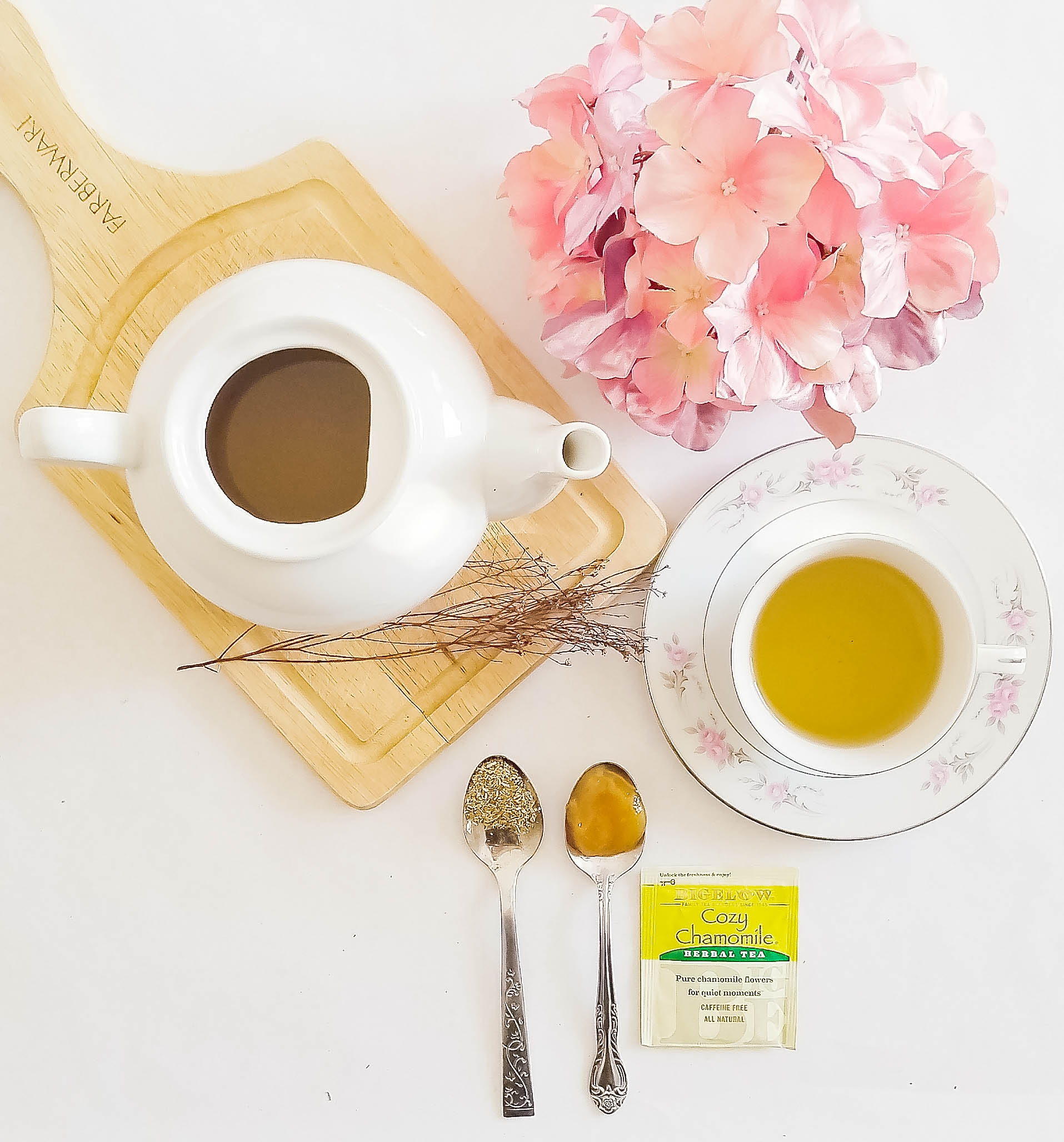 Why Giving Chamomile Tea To Your Baby Could Be a Great Idea