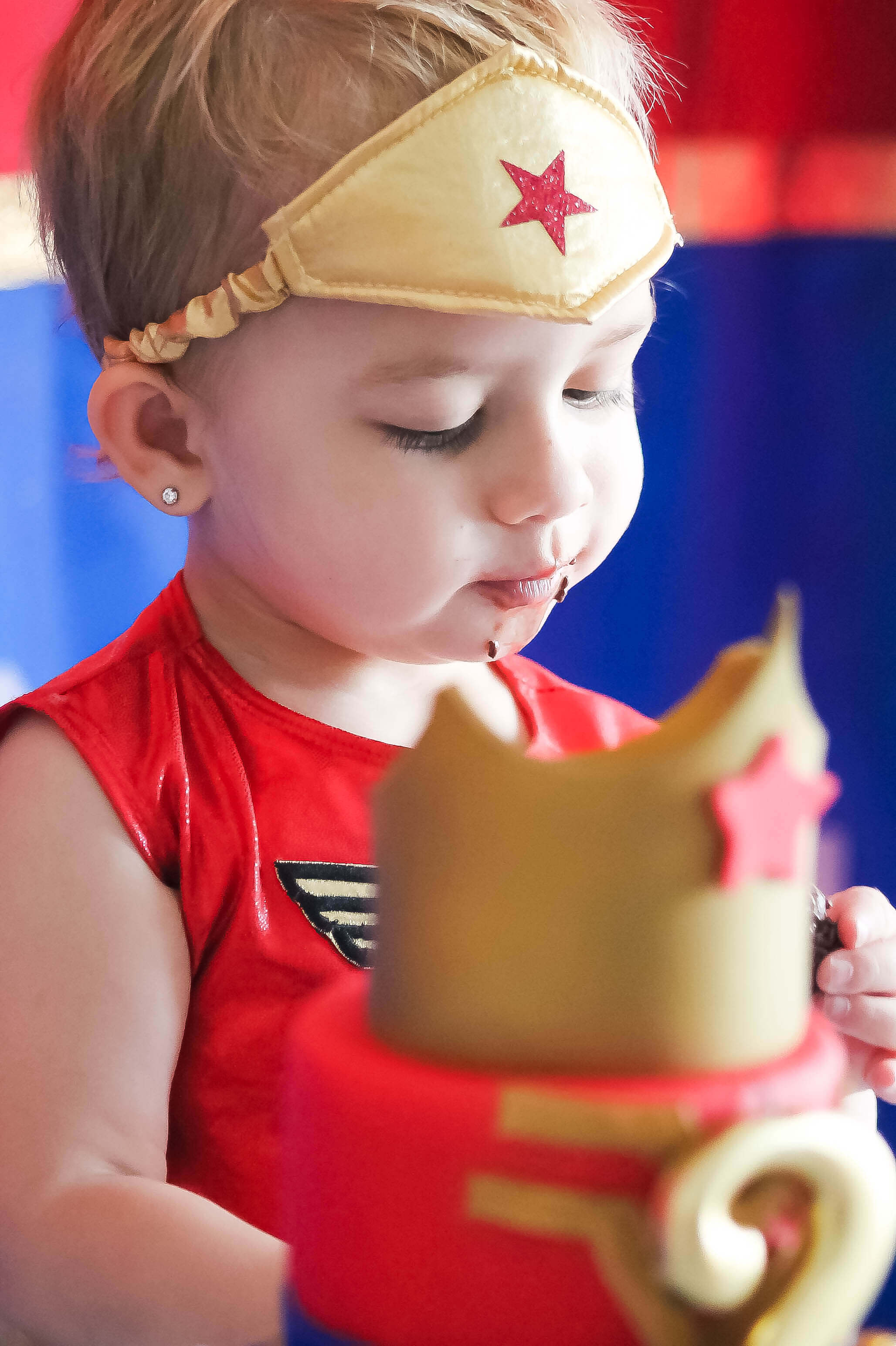 How To Throw a Wonder Woman Birthday Party