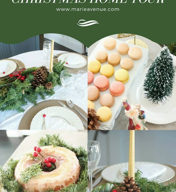 It's Holiday Home Tour time! Take a peek inside our home decked out in all their Christmas glory! See some ideas about Christmas home decorations.