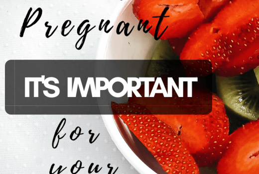 Clean eating while pregnant