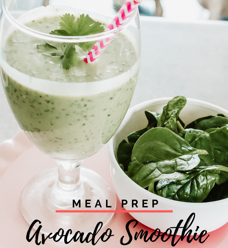 meal-prep-avocado-smoothie