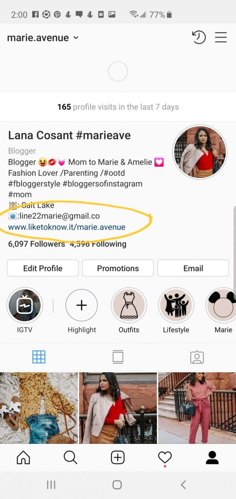 HOW TO SHOP MY INSTAGRAM WITH THE LIKETOKNOW IT APP - Marie