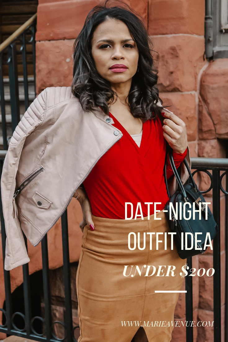 Date-Night Outfit Idea Under $200