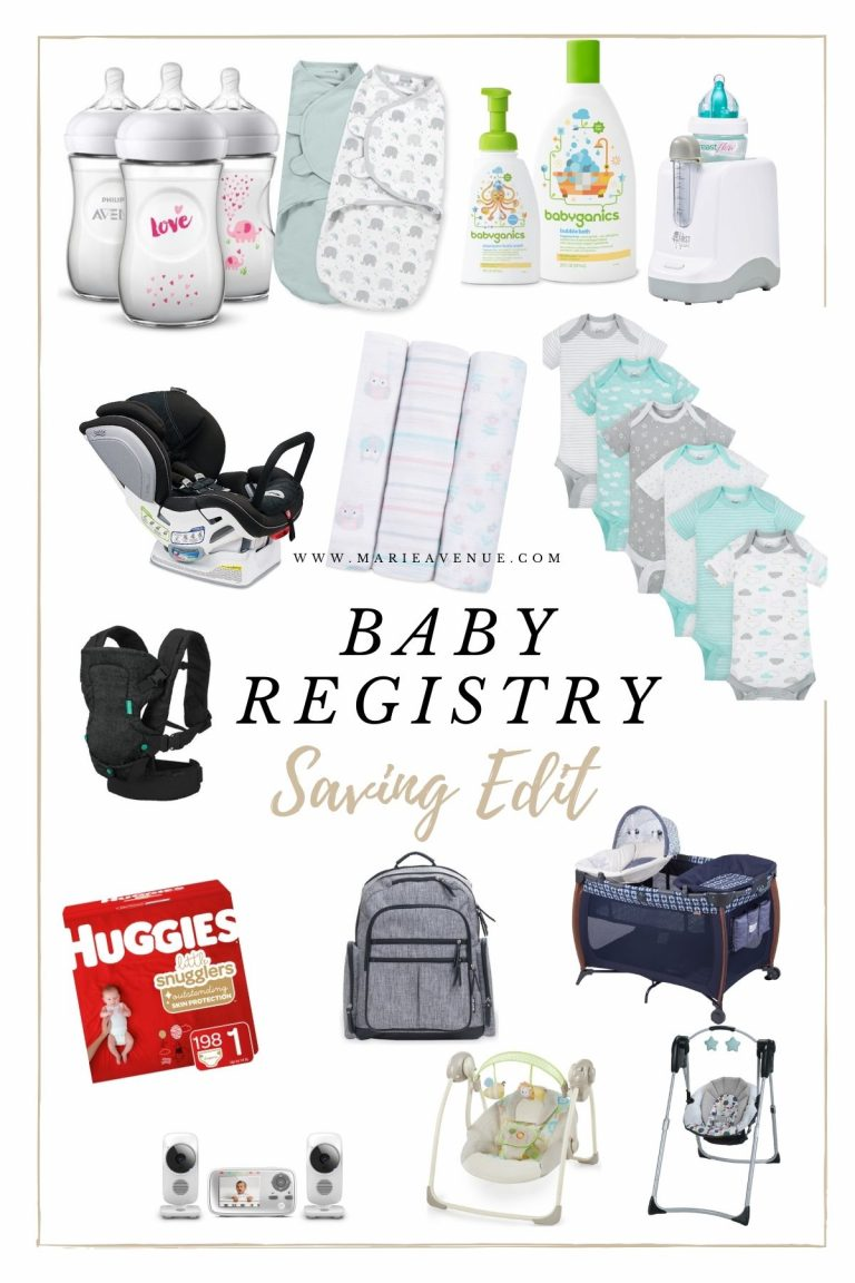 Walmart Baby Registry That Will Save You Lots Of Money