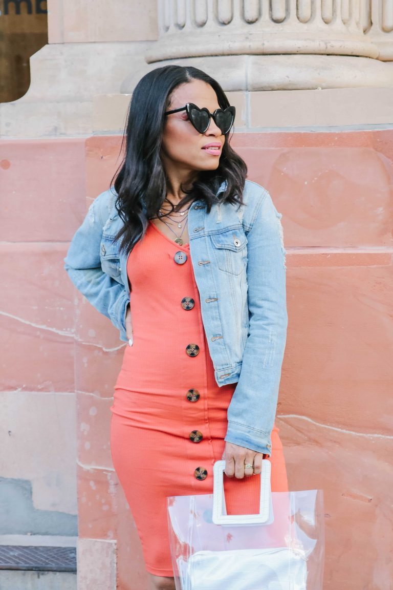 Fall Outfit: A Simple But Cute Idea For Busy Moms