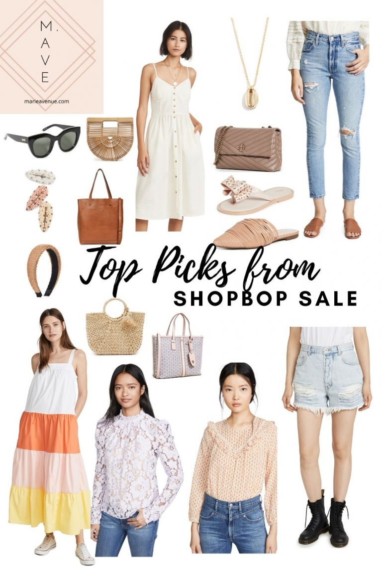 Shopbop Spring Sales Event- What To Buy