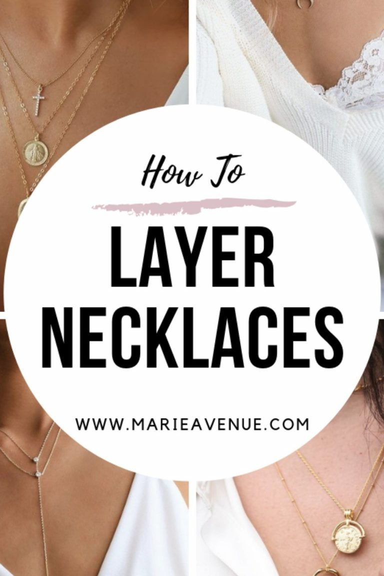 Layered Necklaces: 7 Tips For Mastering The Look