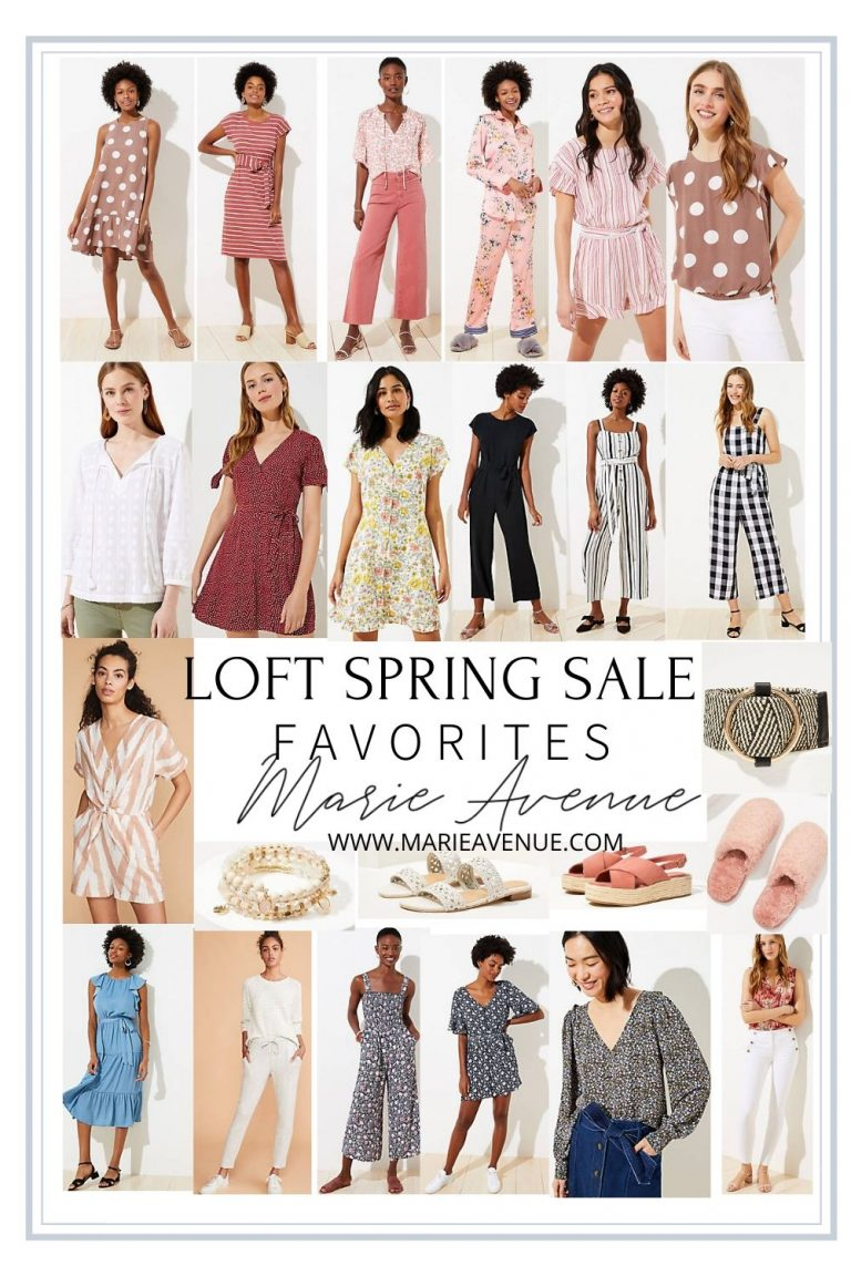 The Best Picks From The Loft Spring Sale