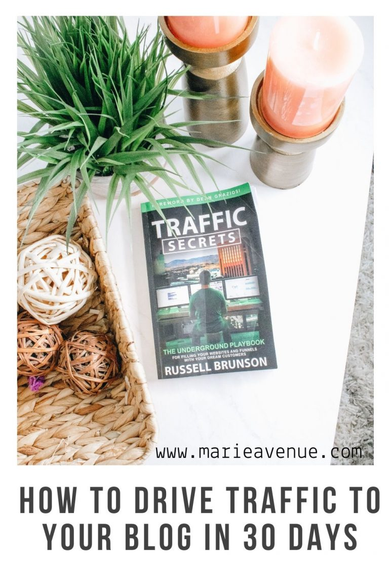 Traffic Secrets By Russell Bruson – Book Review