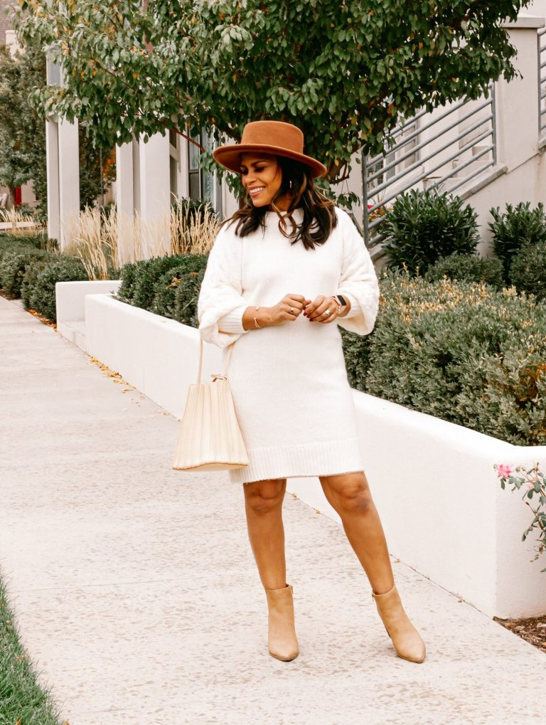 The Sweater Dress That You Need This Fall